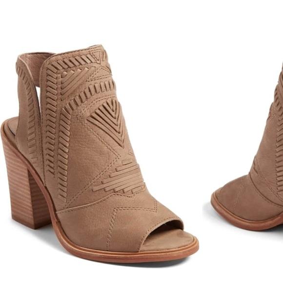 1b7361f8fc Vince Camuto Shoes | Karinta Block Heel Bootie | Poshmark